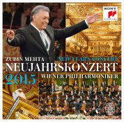Zubin Mehta, Vienna Philharmonic Orchestra: New Year's Concert 2015 - Plak