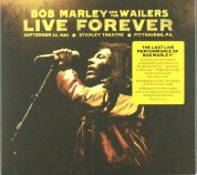 Bob Marley & The Wailers: Live Forever: The Stanley Theatre - CD