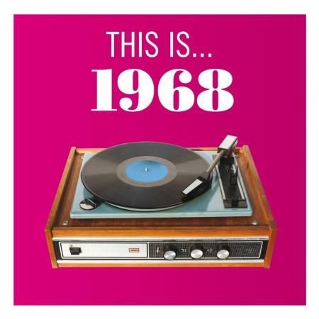Çeşitli Sanatçılar: This is... 1968 - CD