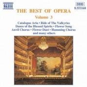 Best Of Opera, Vol. 3 - CD