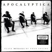 Apocalyptica: Plays Metallica By Four Cellos (20th Anniversary Remastered - White Vinyl) - Plak