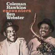 Coleman Hawkins, Ben Webster: Coleman Hawkins Encounters Ben Webster - Plak