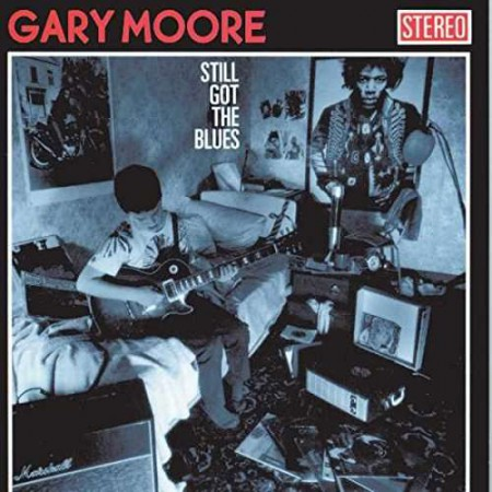 Gary Moore: Still Got the Blues - Plak