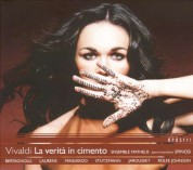 Ensemble Matheus, Jean-Christophe Spinosi, Gemma Bertagnolli, Guillemette Laurens: Vivaldi: La Verita in Cimento - CD