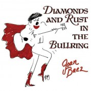 Joan Baez: Diamonds and Rust In The Bullring (200g-edition) - Plak