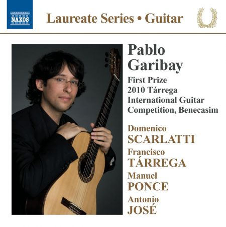 Pablo Garibay: Guitar Recital: Pablo Garibay - CD
