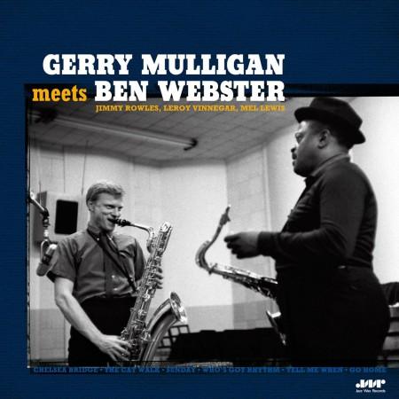 Gerry Mulligan: Meets Ben Webster - Plak