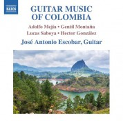Guitar Music of Colombia - CD