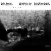 Keller Quartett, Alexei Lubimov: Lento - Alfred Schnittke / Dimitri Shostakovich - CD