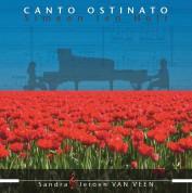 Sandra van Veen, Jeroen van Veen: Ten HoltCanto Ostinato - Plak