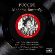 Puccini: Madama Butterfly (Callas, Gedda, Karajan) (1955) - CD