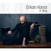 Erkan Kanat: 4 Boş - CD