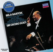 Chicago Symphony Orchestra, Sir Georg Solti: Bartók: Concerto For Orchestra Chicago Symphony Orchestra - CD