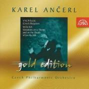 Czech Philharmonic Orchestra, Karel Ancerl: Vycpalek / Macha - CD