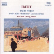 Ibert: Piano Music (Complete) - CD