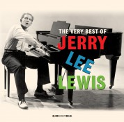 Jerry Lee Lewis: The Very Best Of (Red Vinyl) - Plak