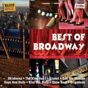 Çeşitli Sanatçılar: Best Of Broadway - CD