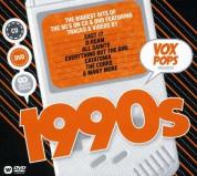 Çeşitli Sanatçılar: Vox Pops 90's - CD