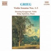 Grieg: Violin Sonatas Nos. 1-3 - CD