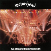 Motörhead: No Sleep 'Til Hammersmith - CD