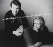 Brad Mehldau, Renée Fleming: Love Sublime - CD