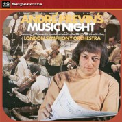 André Previn, London Symphony Orchestra: Andre Previn's Music Night - Plak