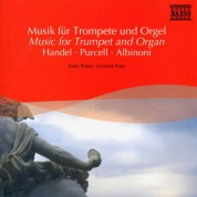 Kamil Rosko: Music for Trumpet And Organ - CD