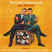 Pete Candoli, Conte Candoli: Jazz Horizons - CD