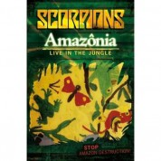 Scorpions: Amazonia: Live In The Jungle - DVD