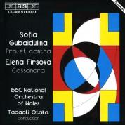BBC National Orchestra of Wales, Tadaaki Otaka: Gubaidulina: Pro et contra - CD