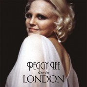 Peggy Lee: Live In London - CD