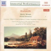 Hanson : Merry Mount (Tibbett, Swarthout) (1934) - CD