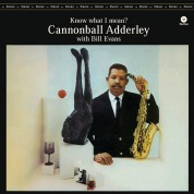 Cannonball Adderley: Know What I Mean? - Plak