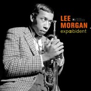 Lee Morgan: Expobedient (Images by Iconic Photographer Francis Wolff) - Plak