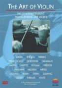 Çeşitli Sanatçılar: The Art of Violin - DVD