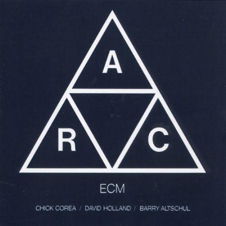 Chick Corea, David Holland, Barry Altschul: A.R.C. - CD