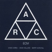 Chick Corea, David Holland, Barry Altschul: A.R.C. - CD