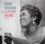 Sarah Vaughan, Clifford Brown: With Clifford Brown - Plak