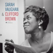 Sarah Vaughan, Clifford Brown: With Clifford Brown - Plak