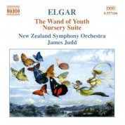Elgar: Wand of Youth / Nursery Suite - CD