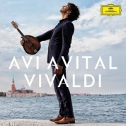 Avi Avital: Vivaldi: Concerto for Mandolin - CD