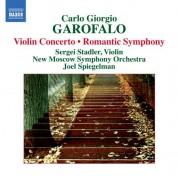 Joel Spiegelman: Garofalo: Violin Concerto - Romantic Symphony - CD