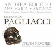 Stefano Antonucci, Andrea Bocelli, Chorus of the Teatro Massimo Bellini, Catania, Ana María Martínez, Orchestra of the Teatro Massimo Bellini, Catania: Leoncavallo: I Pagliacci - CD