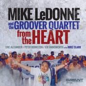Mike LeDonne, Groover Quartet: From The Heart - CD