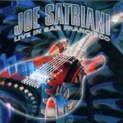Joe Satriani: Live In San Francisco - CD