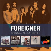 Foreigner: Original Album Series:4/Agent Provocateur/Double Vision/Foreigner/Head Games - CD