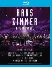 Hans Zimmer: Live In Prague - BluRay