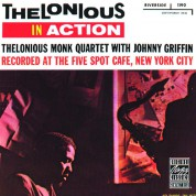 Thelonious Monk: Thelonious In Action - CD