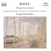 Ravel: Piano Favourites - CD