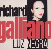 Richard Galliano: Luz Negra - CD